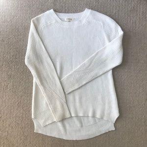 Ivory Cream Monteau Sweater